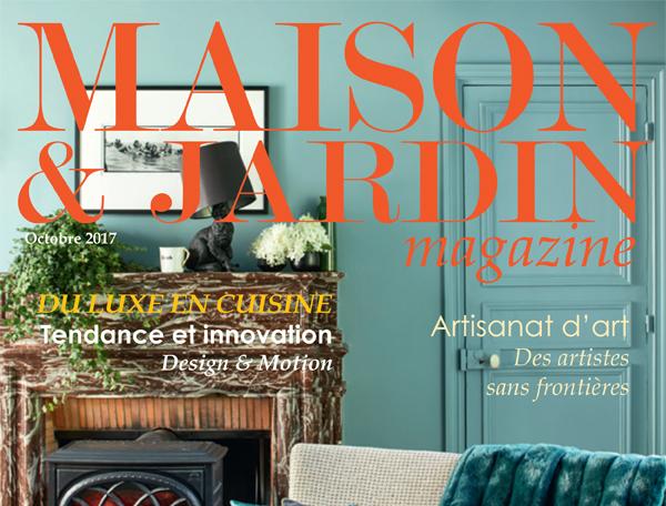 REPORTAGE MAISON & JARDIN