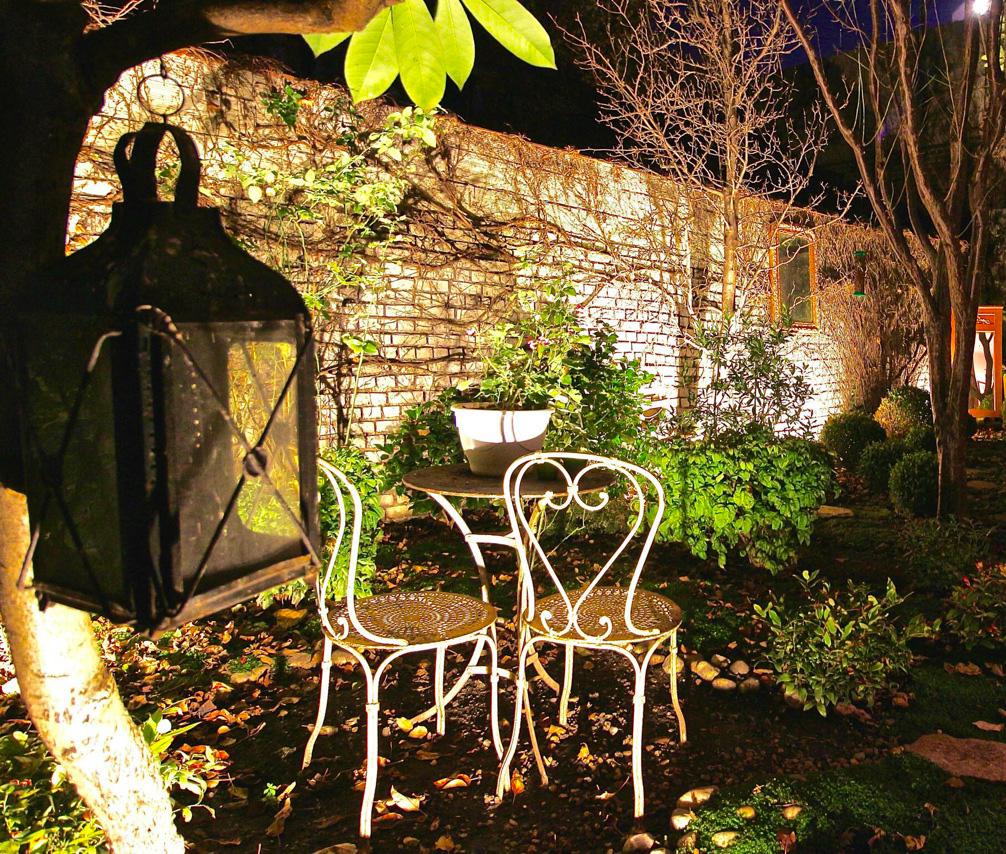 Éclairer son jardin – Jardins de Nuit – Renaud Serniclay
